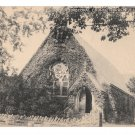 Haddonfield NJ Episcopal Chuch Vintage Collotype New Jersey Postcard