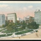 NY Union Square New York City Vintage Used 1916 Postcard