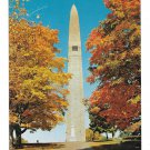 VT Bennington Battle Monument  Green Mountain Boys Frank L Forward Postcard