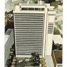Atlanta Georgia Regency Hyatt House Hotel Pre 1967 Opening Rendering Vintage Postcard