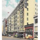 San Francisco CA Hotel Stewart Advert 1939 Golden Gate Expo Vintage Postcard