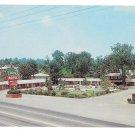 Cascades Motel Chattanooga TN US Hwy 41 Mr and Mrs TC Barrett Mgrs 1962 Vintage Postcard