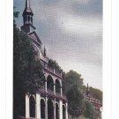 Scala Santa Chapel Ste Anne de Beaupre Quebec Canada Vintage Postcard