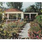 OR Portland Mirrored Pergola Lambert Sunken Rose Gardens Portland Oregon Vintage Postcard