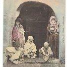 South Algeria Africa Young Arabs Jeunes Arabes du Sud Collection Ideale PS Postcard