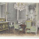 France Palais Fontainebleau Treaty Cabinet Napoleon I Abdication Vtg Postcard
