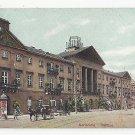 Germany Karlsruhe Rathaus Town Hall Schaar u Dathe Vntg Postcard c 1910