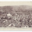 France Verdun WWI Meuse Aerial View c 1917 College District Cathedral Vintage Postcard