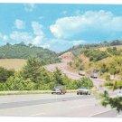 Fort Littleton Pennsylvania PA Turnpike Vintage HOJO Postcard
