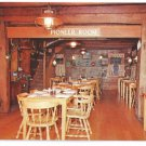 Gatlinburg TN Smoky Mts Restaurant Interior Pioneer Inn G Aiken Photo Postcard