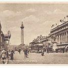 Ireland Dublin Nelson's Pillar O'Connell Street Vtg Milton Woolstone Postcard