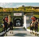 Canada Halifax Nova Scotia Citadel Entrance Bengal Lancers Vintage HS Crocker Postcard