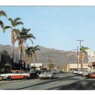 Carpenteria CA Street View Looking Northeast on Linden Ave Vintage Mike Roberts Postcard