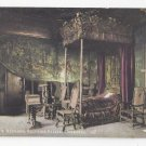 UK Scotland Edinburgh Holyrood Palace Queen Mary's Bedroom Alex Inglis Postcard