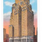 NY Hotel Governor Clinton New York City Vintage Postcard E C Kropp