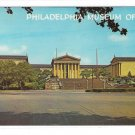 PA Philadelphia Museum of Art View from Franklin Parkway Vintage Postcard WYCO