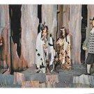 Philadelphia PA American Wax Museum William Penn Treaty with Indians WYCO Postcard