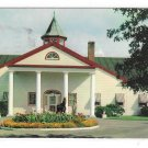 Almahurst Horse Farm Office Lexington KY Harrodsburg Pike Vintage 1950s Postcard