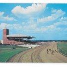 NJ Atlantic City Race Course New Jersey Track Grandstand Horses Racing Vintage Postcard