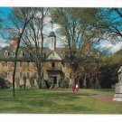 VA Williamsburg Wren Building College of William and Mary Vintage Crocker Postcard