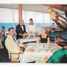 Yankee Clipper Dining Room Restaurant Gill Hotel Fort Lauderdale FL Postcard