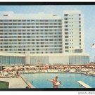 Florida Deauville Hotel Miami Beach FL 60's Postcard