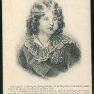 Le Roi De Rome Napoleon II Royalty France Lithograph Postcard