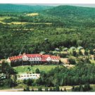The Pines Hotel Aerial View Digby Nova Scotia Canada Vintage 60s Postcard