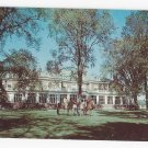 MA Lenox Eastover Hotel Resort Berkshire Mts Horseback Riding Vintage 1960 Postcard