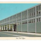 Harrisburg PA New Post Office Vintage Postcard Posted 1963