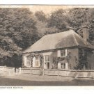 UK Buckinghamshire Jordans Meeting House Religion Friends Quakers Vtg Postcard