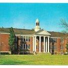 NJ Bordentown New Jersey Administration Educational Building Vtg Postcard