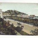 UK Torquay Devon Princess Gardens Vtg Wrench Series ca 1910 Postcard