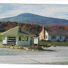VT Arlington Vermont Shop Advertising Maple Syrup Cheese Vintage Postcard