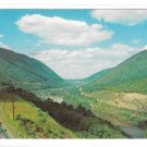 Conemaugh Gap Johnstown PA Laurel Hill Mt Vintage Richard C Miller Photo Postcard
