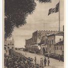 Greece Rhodes Rodi Governors Palace Army Guard Vntg Enrico Verdesi Postcard 4X6