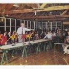 Mountainhome PA Onawa Lodge Casino Pocono Mountains Resort Vintage Postcard