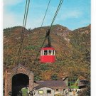 NH Aerial Tramway Cannon Mountain Valley Station Franconia Notch Vn