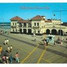 Ocean City NJ Boardwalk Municipal Music Pier Vintage Jack Freeman Postcard