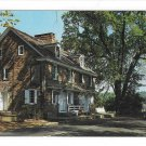 Old Ferry Inn Revolutionary War Washingtons Crossing State Park Bucks County PA Postcard