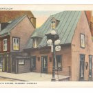 Maison Montcalm Montcalm House Quebec Canada Libraire Garneau Postcard