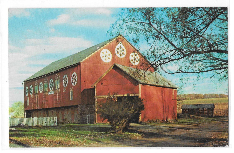 Pennsylvania Dutch Barn Hex Signs New Smithville Pa Farm