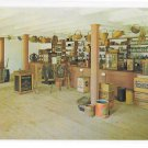 Batsto New Jersey General Store Interior Jack Freeman NJ Vintage Postcard