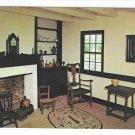Batsto New Jersey Restored Workers Cottage Jack Freeman NJ Vintage Postcard