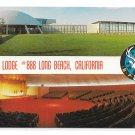 CA Elks Lodge 888 Long Beach California Fraternal Order Vintage 60s Postcard