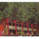 Pocono Mountains Winona Five Falls Entrance Gft Shop Bushkill PA Waterfalls Vintage Postcard
