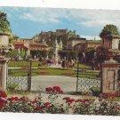 Austria Salzburg Mirabellgarten Entrance Mirabell Palace Vintage Postcard 4X6