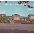 PA Philadelphia Museum of Art Vintage 1976 WYCO Postcard