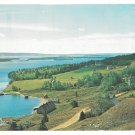 Canada Marble Mountain Cape Breton Nova Scotia Bras D'Or Lake Vintage 1960s Postcard