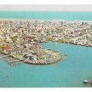 NJ Stone Harbor Yacht Club Aerial View Vintage Harold Hemming New Jersey Postcard
